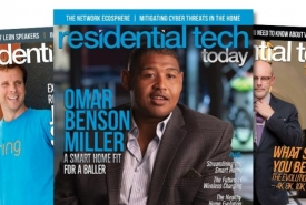 Residential Technology Today